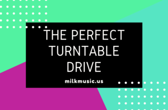 The Perfect Turntable Drive