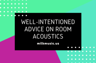 Well-intentioned Advice on Room Acoustics